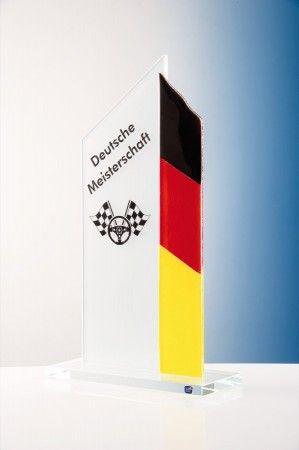 Glasständer Deutschland A126