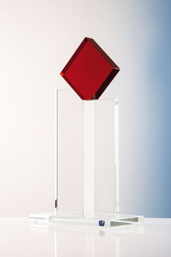 Glasständer Raute A130
